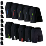 Men′s Workout Shorts, Quick Dry Athletic Short for Running Training with Pocket