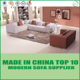 Australian Modern Living Room Furniture Fabric Corner Sofa Set