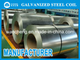 Hot de alta calidad Dipped Galvanized Steel Coil con SGS Certified