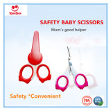 Best Baby Nail Scissors with Double Color Handle Rings