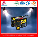 5kw Gasoline Generator Set for Home & Outdoor Use (SP12000E2)