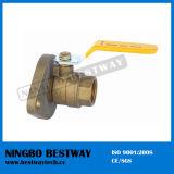 Brass Flange Ball Valve (BW-B12)