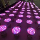 AC85-265V Purple Color GU10 24 5050 SMD LED Bulb