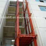 Hydraulic Cargo Vertical Lift/Freight Platform
