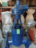 Worm Operated Power Station Gate Valve