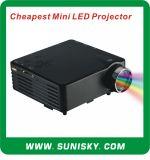 LED Smp7043 Cheap Mini Pico Projector