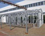 Prefabricated Steel Structure Building with Prulin/Beam