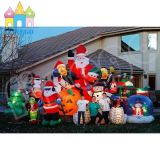 Inflatable Christmas Blow up Yard Decoration