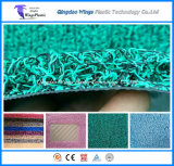 PVC Double Color Car Mat with Spike Backing