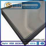 99.95% Moly Sheet, Molybdenum Plate, Mo Foil Used as Reflection Shield
