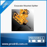 Excavator Mounted Rock Splitter for Quarry