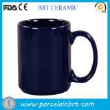 Custom Cobaltblue Glazed Promotional China Bulk Mug