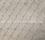 Galvanized Chain Link Fence (diamond wire mesh)