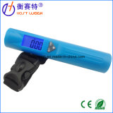 New Weighing Scales Digital Portable Travel Weighing Luggage Scale with 8 LED Torch Blue Backlight for Suitcase
