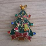 3D Christmas Tree Lapel Pins (ASNY-LP-TM-019)