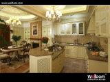 2015 Welbom White Solid Wood Kitchen Cabinet