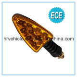 LED Turn Signal Motorbike Lamp with Emark Approval