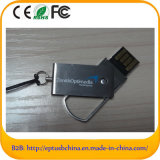 Swivel Metal USB Stick with Keychain (EM-508)