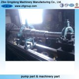 Machining Pump Shaft for Mining Industry