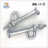 Forged Electric Power Fitting Step Bolt Suitable for Shivery Weather