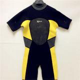 Shorty Neoprene Nylon Surfing Wetsuit/Swimwar/Sports Wear (HX15S12)