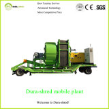 Dura-Shred ISO Approved Mobile Tire Shredder (TSD 1347)