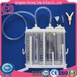 Medical Grade Chest Drainage Bottle with One/Two/Three Chamber