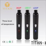 2200mAh Kingtons 100% Original Titan 1 Vaporizer Dry Herb