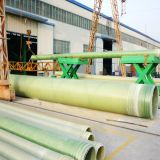 Gold Suppiier FRP Fibreglass Round Pipe/FRP Tube and FRP Pole