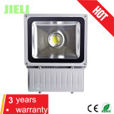 Outdoor IP65 100W LED Floodlights with Convex Lens