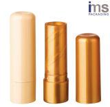 Round Plastic Lip Balm Container