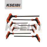 Kseibi 7 PC T- Type One Way Hex Key Wrench Set