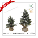 New Design Christmas Decoration Artificial Ficus Mini Tree