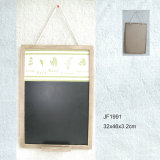 Wooden Antique Blackboard