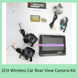 2 Channel Wireless Reverse Cameras for Vehicles