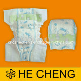 Disposable Cloth-Like Cover Magic Tape Baby Diaper