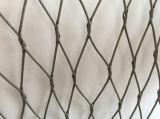 Black Oxide Polish Stainless Steel (Ferrule) Rope Mesh