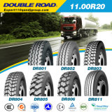 All Steel Radial Double Road Truck Tyre 1100r20