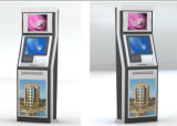 Dual Display Self Service Touch Srceen Information Kiosk Terminal