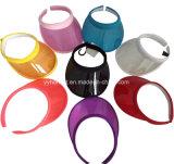 Cheapest Summer Sun Visor Plastic Visor for Promotion Gift