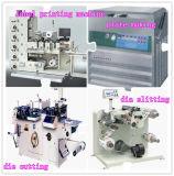 Unit Type Flexographic Label Making Machine,Label Die Cutiing Machine