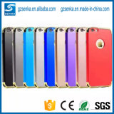 Drop Resistance Electroplating PC Hard Phone Case for iPhone 7