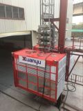 Good Performance of Sc Double Cage Electric Construction Lifter