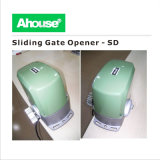Ahouse Automatic Solar Power Sliding Gate Opener, Electric Motor for Gates (SD)