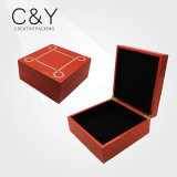 Black Inner Black Lacquer Wooden Jewelry Display Box