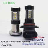 Black King Kong Series 30-80watts CREE LED Fog Light