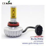 New 3000lm Fanless Mortorcycle Headlight