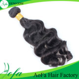 7A Brazilian Body Wave Human Hair for Weaving