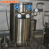 Stainless Steel Tubular Uht Sterilizer with Pump (Electric Heating)