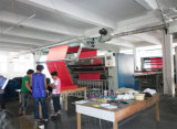 Textile Finishing Machine / Open-Width Compactor Machine / Textile Compactor